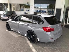 Bmw Alpina, Bmw E46, Bmw Kombi, E91 Touring, Nardo Grey, Volvo V50, F80 M3, Grey Vans, Bmw Wagon