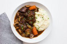 Beef Bourguignon, Revisited | The Domestic Man
