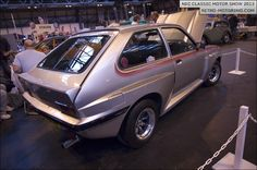 Silver #Vauxhall #Chevette HSR S Car, Modified Cars, Hot Wheels, Rally, Childhood Memories, Touring, Motors, Cool Cars, Race Cars