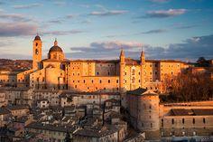 Urbino by Luca Giustozzi, via 500px