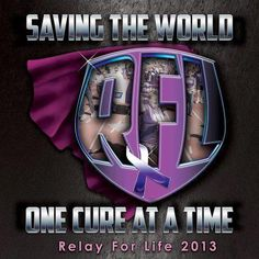 Relay For Life for webpage/Facebook