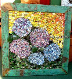 Solange Piffer Flower Mosaic