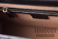 Padlock Small Gucci Signature Top Handle Bag