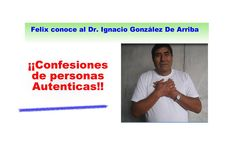 """Defensores de Cristo"" Testimonio Video Maestro Fenix Ignacio Gonzalez, ... Videos, Christ, Confessions"