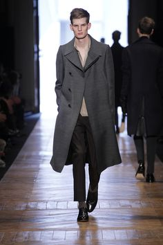 CERRUTI 1881 Paris Menswear Fashion Show - FW 2013 2014 - LOOK 12