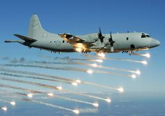 """List of current Royal Australian Air Force aircrafts.""  Good to have this resource for my RAAF quilts where they ask for planes/missiles etc.  Pictured here is the AP-3C Orion with Australian flares.  I'd love to applique this scene - just not sure how I'd do the flares....sequins or glass mirrors maybe?"
