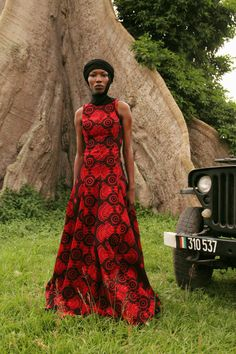 I'm a PR girl & ethical fashion writer, and quite keen on African fashion. The vibrant prints and gorgeous styles have captured my heart.