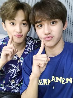 #nct #mark #lucas