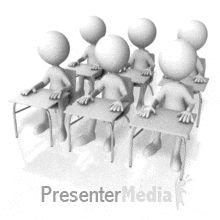 Id 17618 Figures In Class Raising Hands Powerpoint Animation Powerpoint Animation Animated Clipart Powerpoint Clip Art