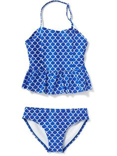 Printed Peplum-Hem Tankini for Girls Product Image Celebrity Red Carpet, Celebrity Look, Next Shoes, Women's Shoes, Girls Bathing Suits, Old Navy Girls, Kids Swimwear, Maternity Wear, Latest Fashion Trends