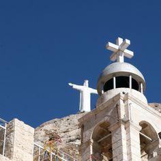 Church is syria.