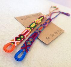 Couple Friendship bracelet set/BFF/Couple/Best by IslandChula, $17.50
