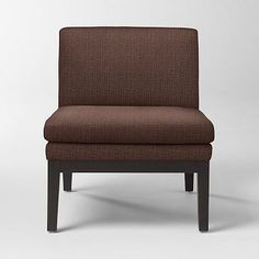 West Elm Slipper Chair, Chunky Weave,...     $296.00