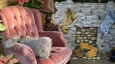 The Living Room – Saturday's Daily Jigsaw Puzzle - Click to play now!