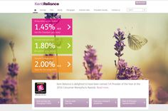 Great to see the #CMFAwards winning logo on the Kent Reliance home page! http://www.kentreliance.co.uk/