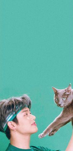 Dog Wallpaper, Lock Screen Wallpaper, Iphone Wallpaper, Phone Lock, Kpop, K Idol, How To Look Better, Dog Cat, Cute
