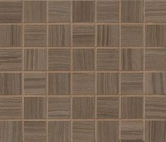 Infinity - BROWN Porcelain Mosaic - TCRINF15NM | Bedrosians Tile & Stone