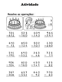 Subtraction with and without regrouping Math Practice Worksheets, Multiplication Worksheets, 1st Grade Worksheets, 2nd Grade Math, Math Sheets, Daily Math, Math For Kids, Kids Education, Teaching