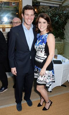 Prince Andrew and Sarah, Duchess of York's younger daughter Princess Eugenie will marry her longtime boyfriend Jack Brooksbank this fall at the same venue where Prince Harry and Meghan Markle will hold their royal wedding in May.