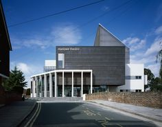 Image 1 of 34 from gallery of New Marlowe Theatre / Keith Williams Architects. Courtesy of  keith williams architects