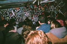 Grunge // band // concert