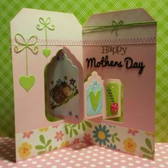 A STAMPING & CHIRPING Corner: Happy Mothers day.