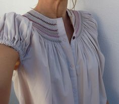 Praline Blouse Size Ms | Flickr - Photo Sharing!