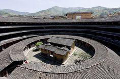 Tulou Housing, Yongding, China – Iwan Baan