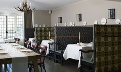 The Olde Bell dates back to 1135  Think medieval coaching inn, re-imagined by the team at Elle decor.