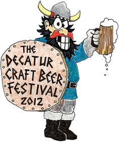 Decatur Craft Beer Festival • 2012 - Amazing!