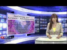 Nachtrag zur Gripen-Abstimmung | 27. Juni 2014 | klagemauer.tv
