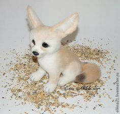 Toy animals, handmade.  Fair Masters - handmade Fenech Lisa.  Handmade.