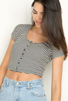 Brandy ♥ Melville | Lee Top - Clothing