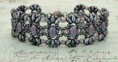 Bracelet of the Day: Bridges Bracelet - Orchid Aqua | Linda's Crafty Inspirations | Bloglovin'