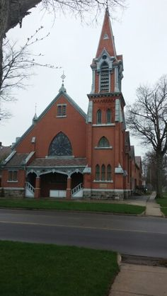 Methodist church in eaton rapids, mi