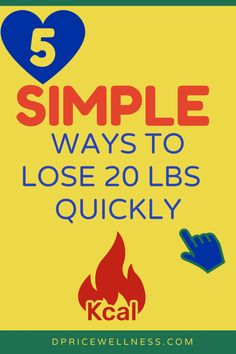 Lose 20 lbs fast with the 5 strategies we talked about on our site. #weightloss #loseweight Lose Weight In A Week, Lose 20 Pounds, Diet Plans To Lose Weight, Losing Weight Tips, Weight Loss Goals, How To Lose Weight Fast, Weight Loss Inspiration, Weight Loss Supplements, Lose Belly Fat