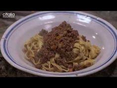 Traditional 'Spaghetti' Bolognese Ragu with Gennaro Contaldo - YouTube