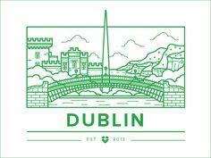 Dublin Office Illy by Ryan Putnam for Dropbox