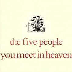 the five people you meet in heaven quotes from eddie