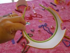 Pieces by Polly: Dollar Store Princess Party