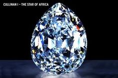 The Cullinan diamond at 400 million dollars, is the largest rough gem-quality diamond ever found. It measures at 3,106.75 carat.
