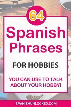 Spanish Sentences, Spanish Phrases, Spanish Vocabulary, Spanish Words, Spanish Language Learning, Spanish Lessons, Teaching Spanish, Spanish Grammar, Spanish Teacher