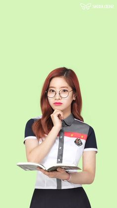 Twice // Dahyun J Pop, South Korean Girls, Korean Girl Groups, Pose Reference Photo, Asian Woman, Asian Girl, Chaeyoung Twice, Twice Once, Twice Dahyun