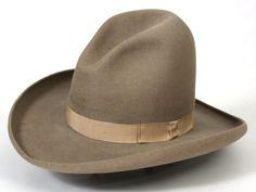 1920s cowboy hat