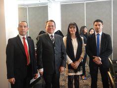 """Emb Ucrania en Argentina, Yurii Duidin en meeting """"Almuerzos de Actualidad Internacional"""" organizado por Equilibrium Global."""