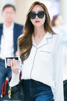 Jessica coming back from Beijing                                                                                                                                                                                 More