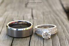 Beautiful Round Diamond Ring!  www.catherineguidry.com