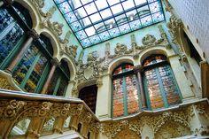 Palau del Baró de Quadras | Flickr: Intercambio de fotos