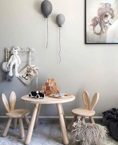 Pic of the day by 🧡 Pinterest Popular, Kid Spaces, Kidsroom, Boy Room, Toddler Activities, Simple, Table, Furniture, Home Decor