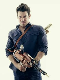 Christian Kane - The Librarians - I may need a new board :)